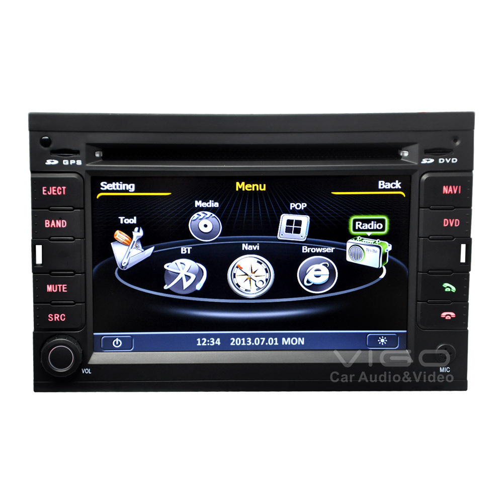 latest s100 car stereo gps navigation for peugeot 307 3008. Black Bedroom Furniture Sets. Home Design Ideas