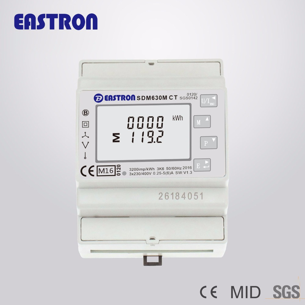 SDM630M CT with a 3-in-1 CT, Three Phase CT, ESCT-C335, 5A series, 150/5A, 200/5A, 250/5A, Energy Meter, RS485 and Pulse Output si2305 a5shb 3 5a 8v sot23