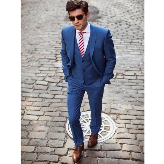 style men suits high quality fashion the groom\'s suits best man ...