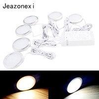 1set 110V 220V Led cabinet light 12V Wardrobe kitchen closet armario hallway lights kast lamp energy saving armoire Jeazonexi