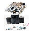 Bluetooth módulo receptor de áudio lossless modificado altofalante do carro amplificador sem fio Bluetooth 4.1 placa de circuito (sem controle remoto)