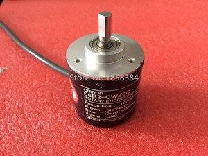Image 3 - Новый E6B2CWZ6C OMRON роторный кодер E6B2 CWZ6C 2500 2000 1800 1024 1000 600 500 400 360 200 100 60 40 30 20 P/R 5 24v
