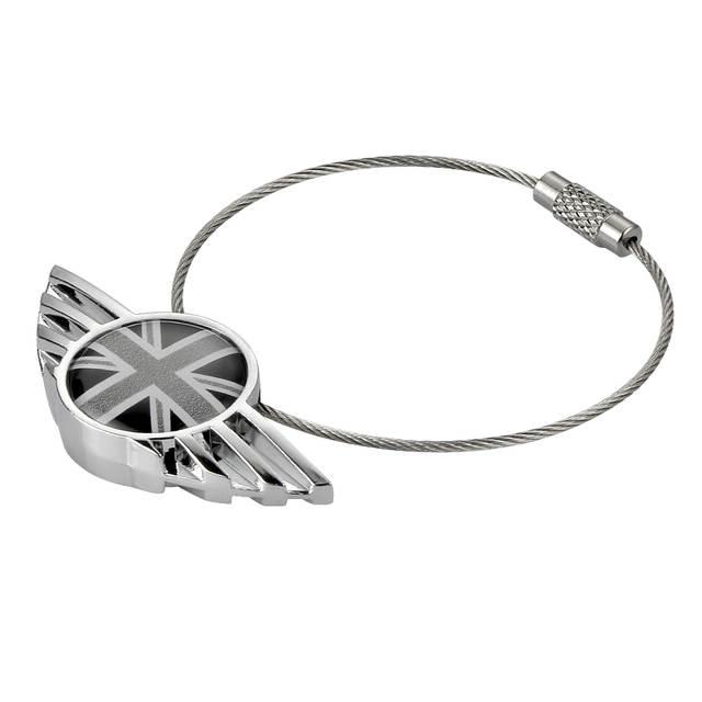 999a5d75db Online Shop 1pc Stainless Steel Key Chain Keychain Key Ring Keyring For  Mini Cooper JCW One S Clubman Countryman R55 R56 R60 R61 F55 F56 F60 |  Aliexpress ...