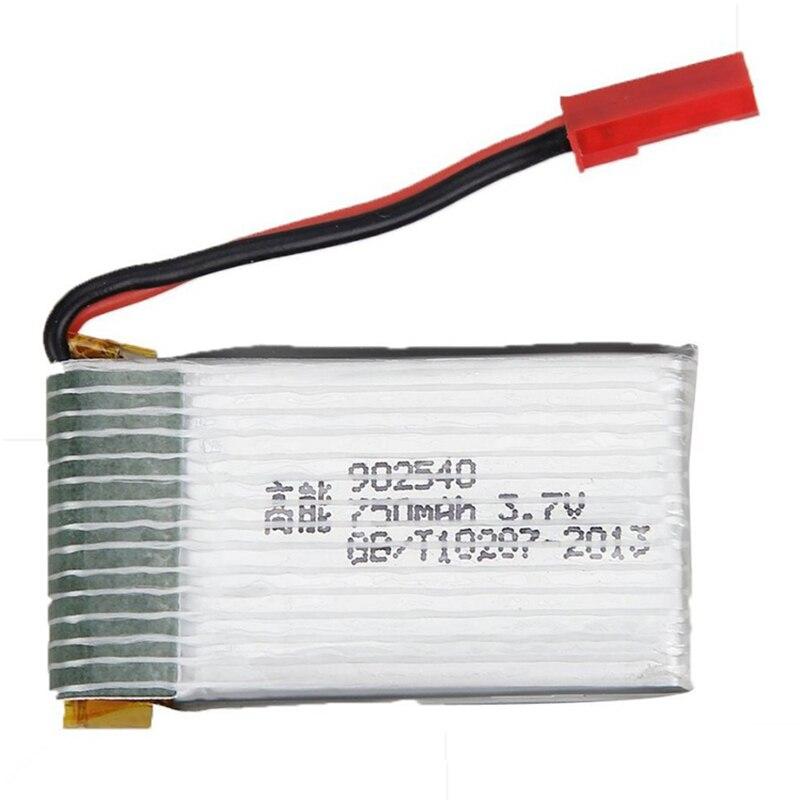 MAHA 2 x 3.7V 750mAh Lipo Battery for MJX RC Quadcopter X200 X300C X400 X500 X800