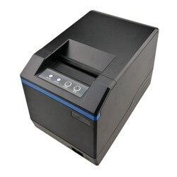 Etykiety drukarka kodów kreskowych pokwitowań termiczna lub etykiecie  urządzenie do drukowania naklejek drukarki USB 20mm do 80mm termiczna drukarka kodów kreskowych s