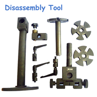High Pressure Common Rail Injector Dismantling Machine Cool Reversible Injector Nozzle Disassembly Tools  CZJ03