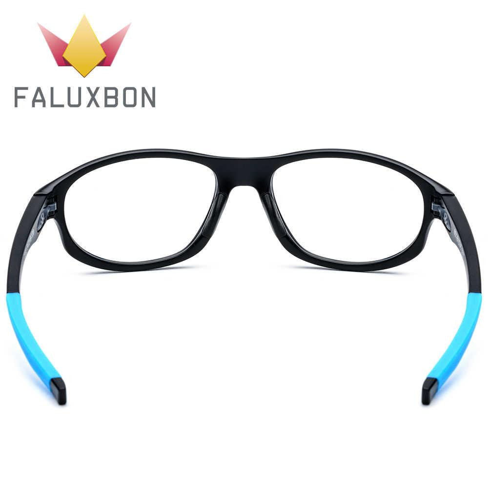 450c08748eba4 ... TR90 Oval Retro Prescription Glasses Frame Men Sports Myopia Eyeglasses  Frame 2019 Male Optical spectacles Frame ...