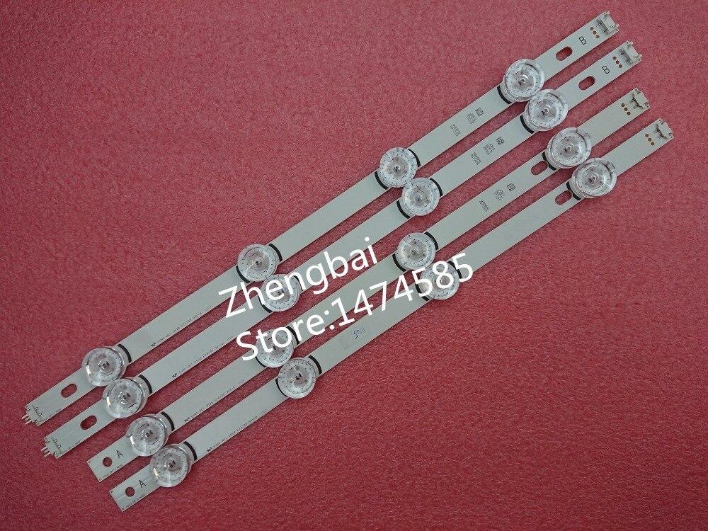 New 4 Pieces(2*A 2*B) 42inch DRT LED backlight for TV 42LY320C LG INNOTEK DRT 3.0 42