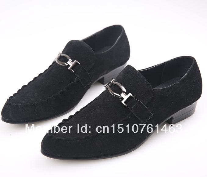 mens black shoes no laces