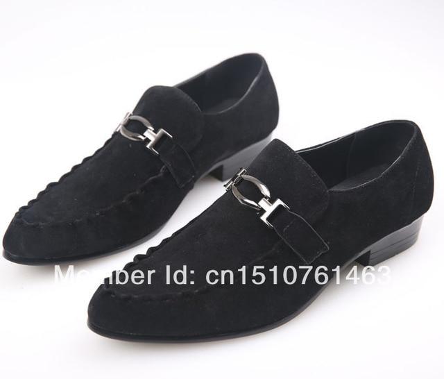 Dress Shoes For Men No Laces
