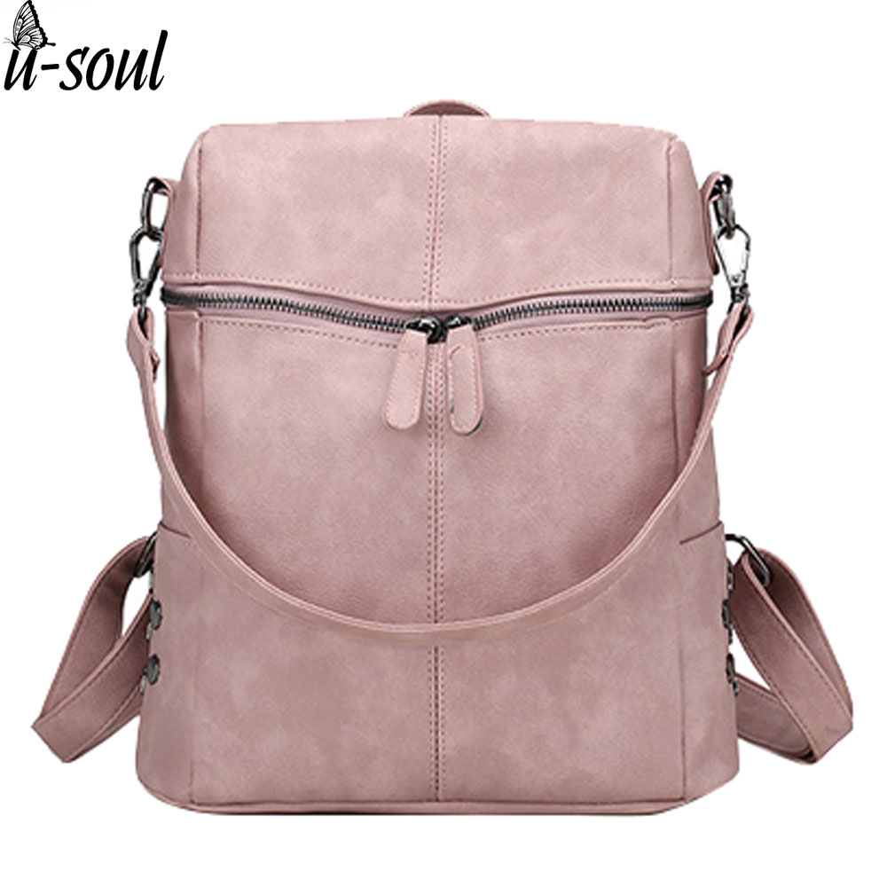 Make a statement with a leather women's backpack from Wilsons Leather. Shop our collection for a selection of designer women's leather backpacks perfect for afternoon jaunts around the city or for carrying your things to class. You'll love the versatility and classic style of our backpacks/5(50).