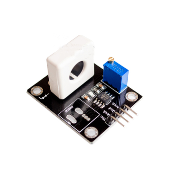 Free ship 5pc original WCS1700 Hall current sensor adjustable 70A short circuit / over current protection module Hall module