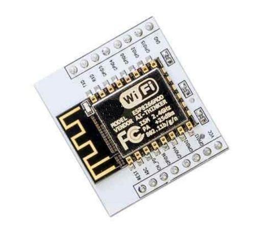 1PCS ESP8266 ESP-12F WiFi Wireless Microcontroller Module+IO IDE TESTED NEW