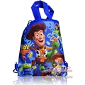 1pcs Toy Story Hot Cartoon Drawstring Backpack Bags 34*27CM Non-Woven Fabric Multipurpose Bags Kids Party Gifts,School Furniture