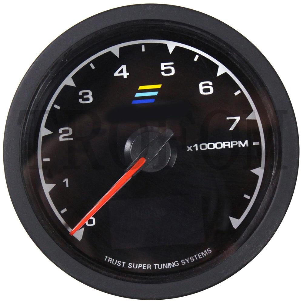 Universal Electronic Racing Car Auto Gauge Tachometer Rpm E36 Wiring Diagram Greddy Img 2475 2481 2482