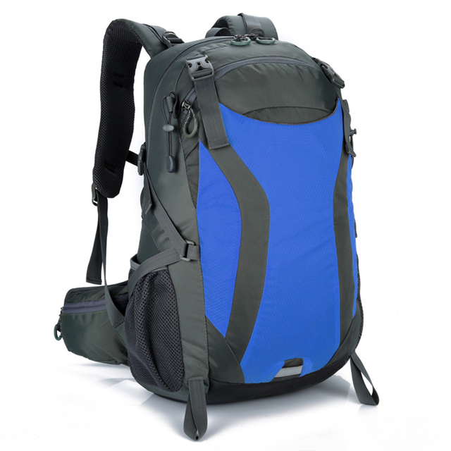 a2b2b4ab64 New Backpack Men Women Outdoor Camping Backpack Big Capacity Bag  Mountaineering Hiking Travel Backpacks Waterproof Sports Bag
