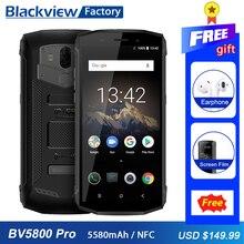 Blackview BV5800 Pro Su Geçirmez IP68 Smartphone 5.5