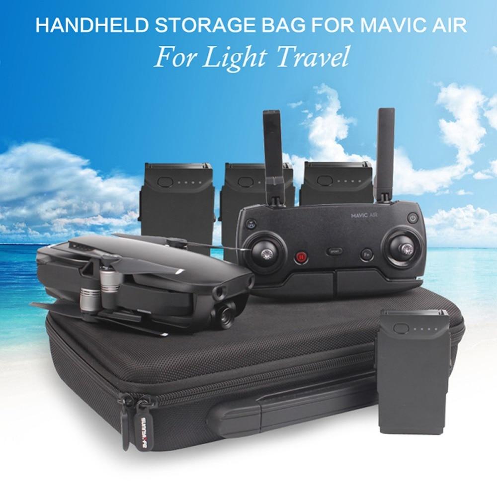 Upgrade High Quality Drone Storage Case For DJI Mavic Air Battery Remote Control Accessories Storage Oxford Fabric Carry Handbag