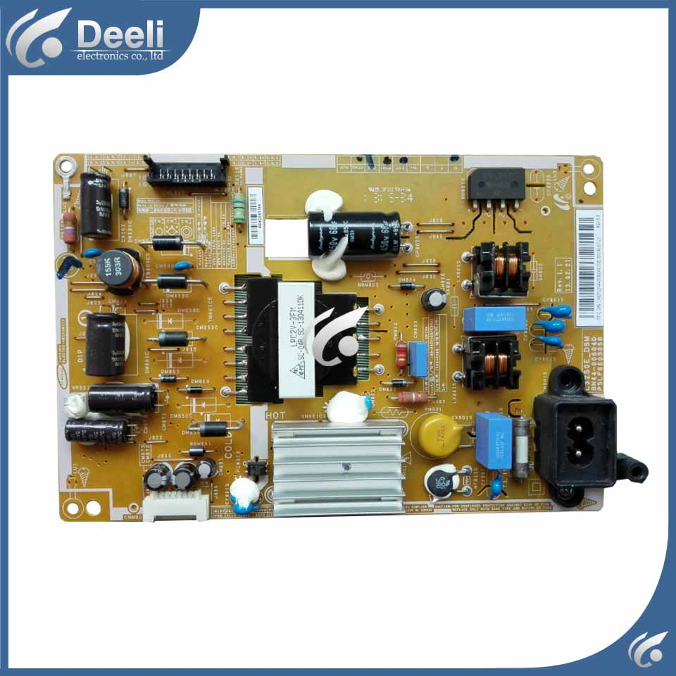 power supply board UA32F4008AR BN44-00604D L32S0E-DSM used board good Working 95% new original for power supply board used ua46f5080arl46sf dsm bn44 00610a bn44 00610d pslf111505a good working
