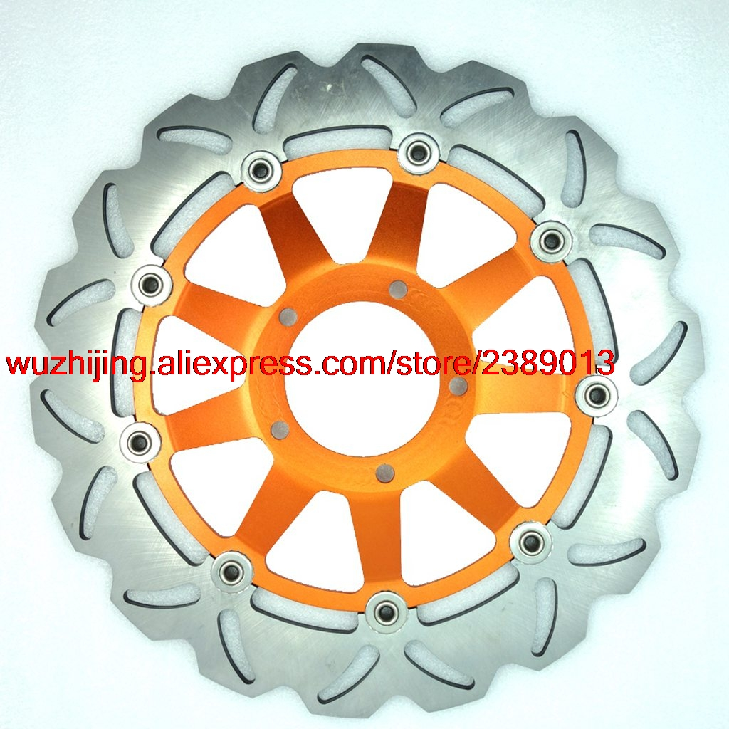 Тормоз ротора Fit Suzuki GSX1300R GSX-R1300 GSXR1300 GSXR GSX-R GSX R 1300 Hayabusa 1999-2007/GSX 1400 GSX1400 2002-2007