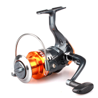 2017 Hot Sale 9BB A3-1000-6000 Series Metal Spool Fishing Ratio 5.2:1 Spinning Fishing Reel Spinning Reel