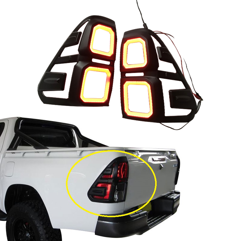 CAR STYLING LED REAR LIGHT COVER TAIL LAMP COVERS ABS MATTE BLACK SHELL FIT FOR HILUX VIGO REVO 2015-2017 4X4 AUTO ACCESSORIES us eu uk au plug ip door camera eye hd 720p wireless doorbell wifi video peephole wifi door camera 100 240v ac 75 73 27mm