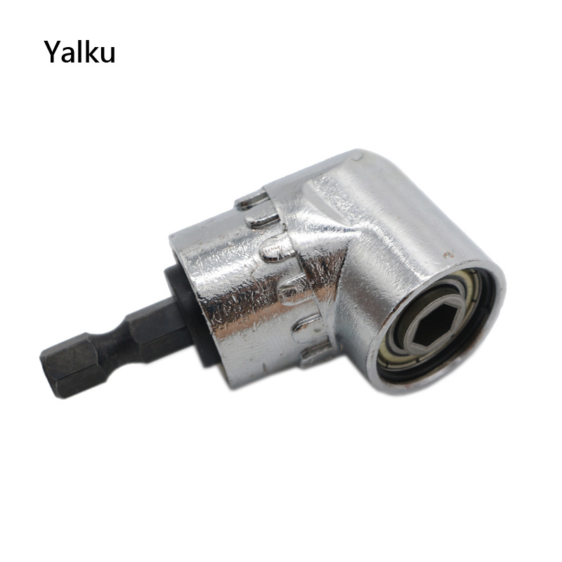 Yalku Electric Drill Accessories Extend Tools Drilling Shank Screwdriver 1/4 Inch Hex Drill Bit Socket Holder Adaptor Sleeve