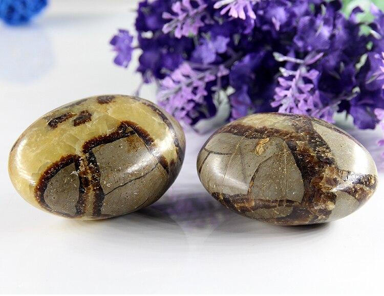2015 Natural Labradorite септариаты Jasper Tumbled Stones - Үйдің декоры - фото 3