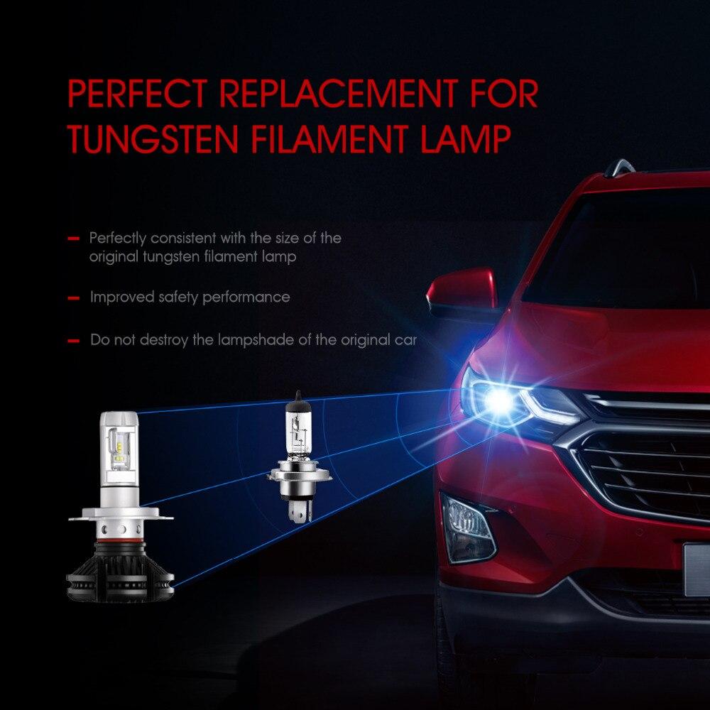 Zibbor oslamp h4h7h11h1390059006 50w led car headlight oslamp h4h7h11h1390059006 50w led car headlight nvjuhfo Gallery