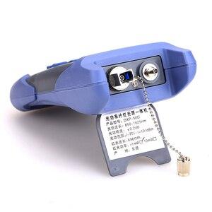 Image 4 - Kelushi tudo em um medidor de potência óptica de fibra 70 a + 10dbm 1mw 5km testador de cabo/localizador visual de falhas/testador de cabo ftth