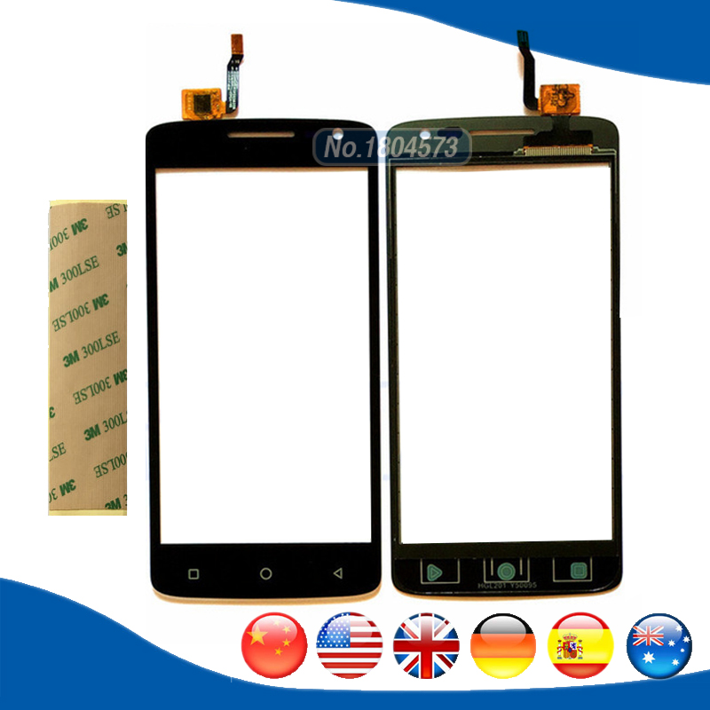 5.0 Front Glass Touch Panel For Dexp IXION ML250 Touch Screen Digitizer Replacement 1PCLot