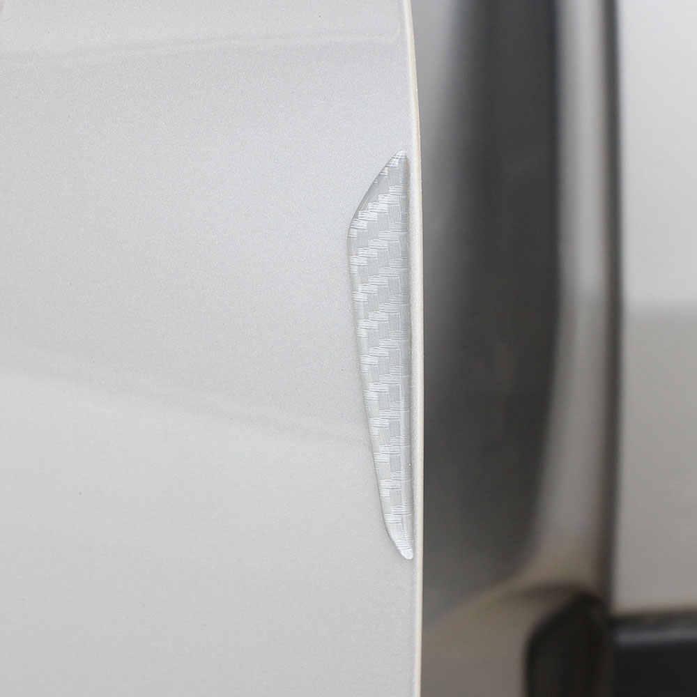 4 ピース/セット車のドアステッカーのドア保護ストリップステッカー日産エクストレイル Xtrail T31 T32 キャシュカイ J10 J11 ジュークティーダムラーノ