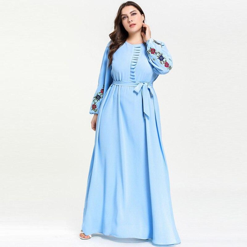 Vestidos Abaya Caftan Robe dubaï arabe musulman Robe Caftan Marocain femmes Tesettur Elbise islamique Hijab Robe Musulmane