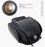 UGLYBROS UBB 223 Harley motorcycle rear seat bag package retro rear seat rider retrofit kit package