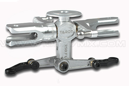Tarot 250 Flybarless Rotor Head Silver TL25103 Tarot 250 RC Helicopter Spare Parts FreeTrack Shipping