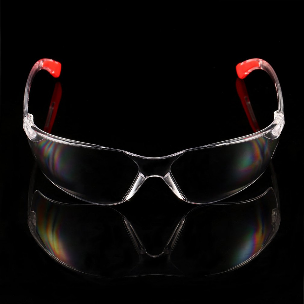 1PCS Safety Glasses Protective Motorcycle Goggles Fog Dust Wind Splash Proof High Strength Impact Resistance for