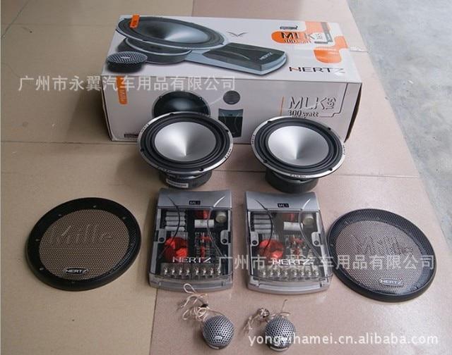 Origional New Car Speakers Hertz Brand 6 5 Inch High End Component