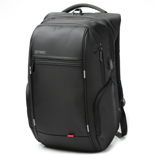 31b6238193ef DTBG Laptop Backpack With USB Charging unisex women s bag Men Large  Capacity Leisure Travel Bags Reflective