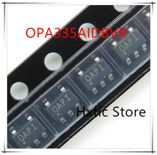 NEW 10PCS LOT OPA335AIDBVR OPA335AIDBVT OPA335A OPA335 MARKING OAPI SOT23 5 IC