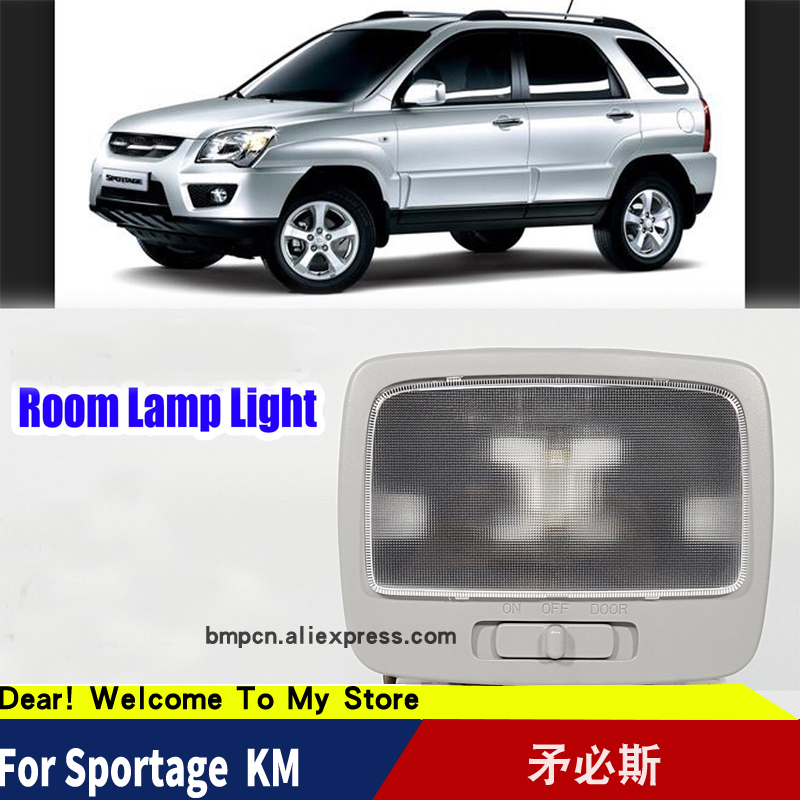 For KIA SPORTAGE 2006 2010 Interior Room Lamp Light Assy 92830 1F500LX Genuine