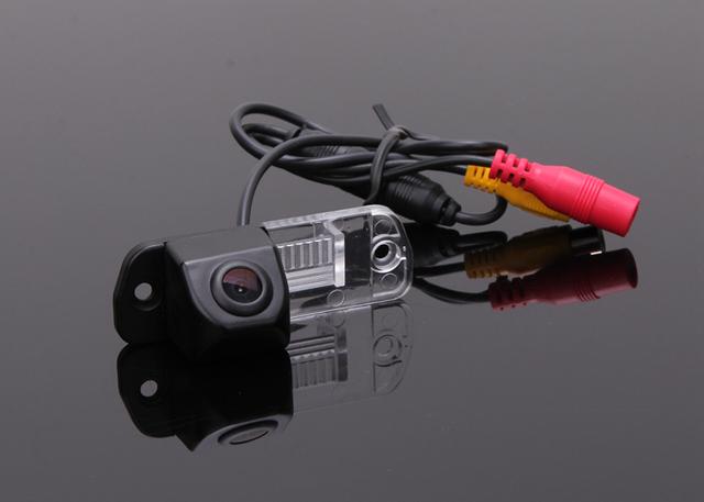 JSTMAX HD CCD Retrovisor Do Carro da Câmera de Backup Reversa Para Benz C-Classe W203 E-Class W211 CLS-classe 300 W219 R350 R500 ML350