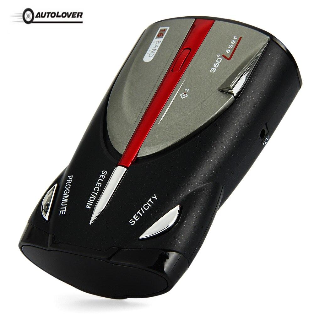 Neue Auto Radar Detektor 9880 Anti Speed Control Radar Detektor Mit Led-anzeige Auto Alarm system Support Russische Sprache