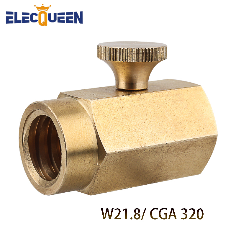 HOT SALE] Adjustable valve pin Metal CO2 Gas Filling Refill