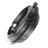 Hensel to Bowens Mount Speedring Adapter Converter for Studio Flash Strobe Light