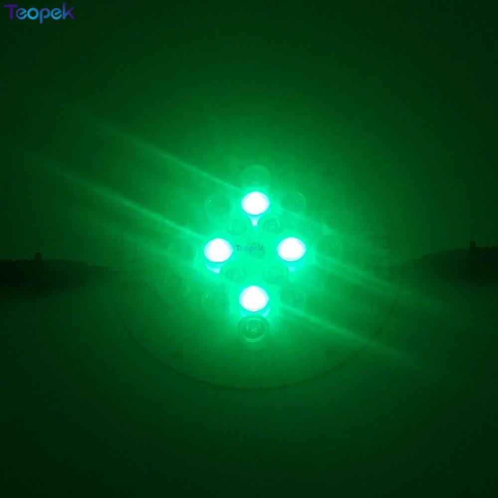 Cree XPE + Epi LED s 3535 UV 5 canaux 21 LED s lampe d'émetteur de LED mixte lumière pour bricolage Aquarium Aquarium lampe de réservoir de poissons plante croissance éclairage - 5