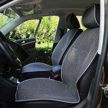 Housse de siège de voiture en microfibre, housse de siège de voiture universelle, séchage rapide, O SHI, coussin de siège de voiture, antidérapant, sans odeur