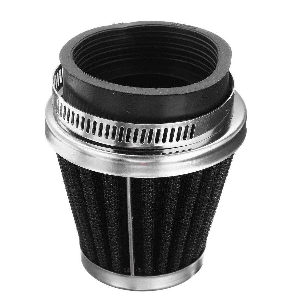 gratis verzending 1x Universele 54mm Motorfiets ATV Intake Filter - Motoraccessoires en onderdelen