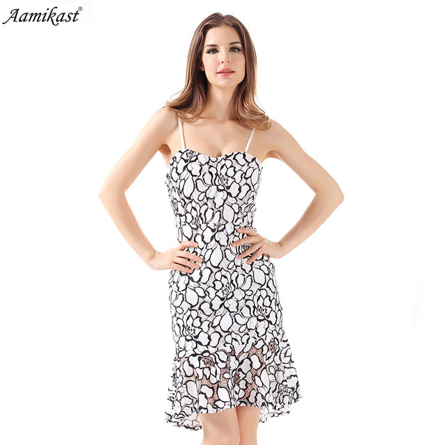 Aamikast Womens Elegant Vintage Summer Sexy Tunic Work Office Business  Casual Party Fit and Flare Swing ec00fb2c92f3