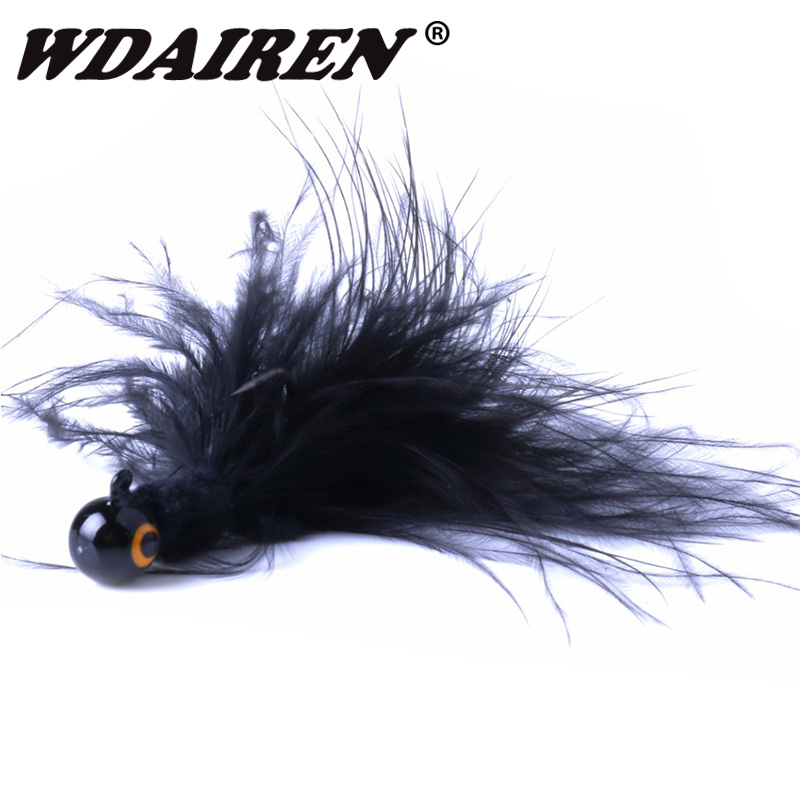 WDAIREN 5pcs/lot Fishing Lure Butter fly Insects different Style Salmon Flies Trout Single Dry Fly Fishing Lures Fishing Tackle
