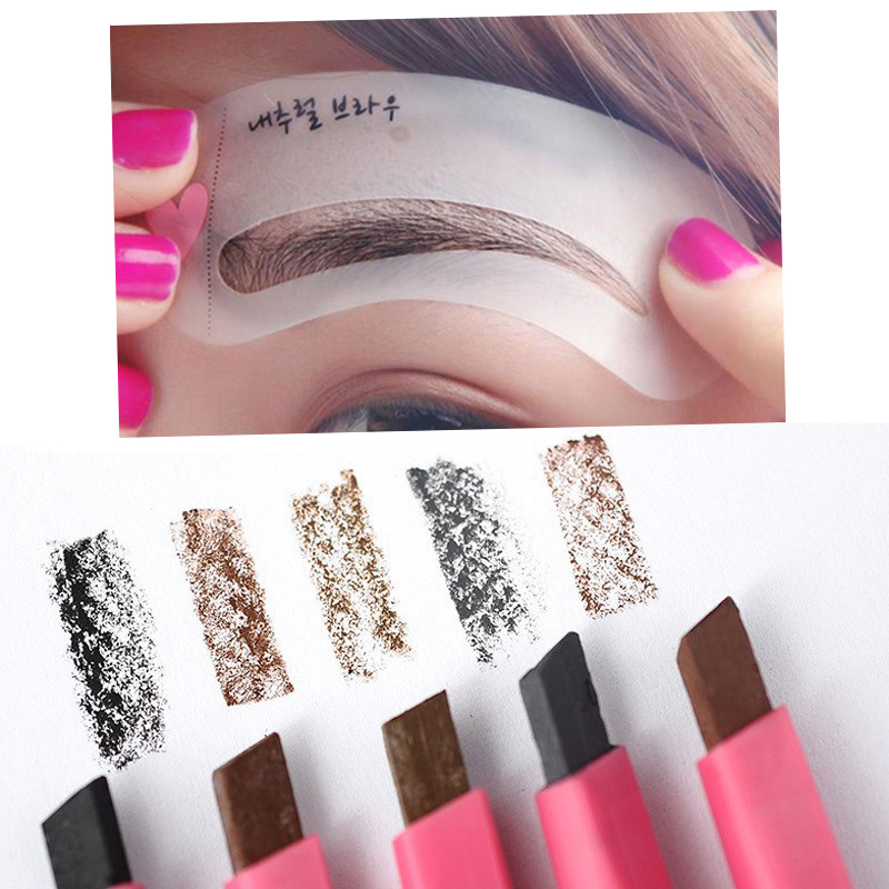 Online Buy Wholesale eyebrow coloring kit from China eyebrow ...